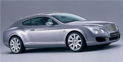 2005 Bentley Shooting Break (Castagna)