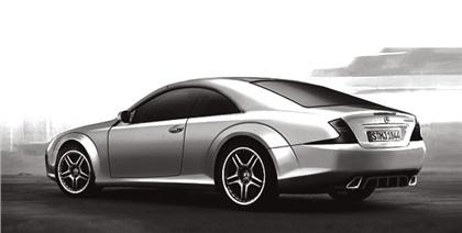 2005 Mercedes-Benz CL 500 G.M. (Castagna)