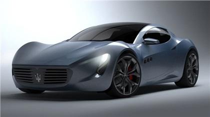 2008 Maserati Chicane (IED)