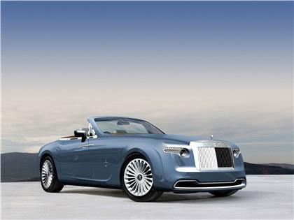 2008 Rolls-Royce Hyperion (Pininfarina)