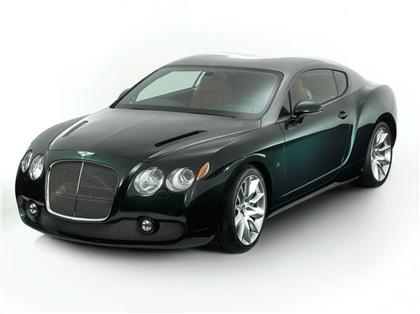 2008 Bentley Continental GTZ (Zagato)