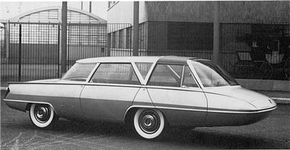 1959 Ghia Selene