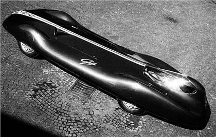 1960 Ghia Dragster IXG