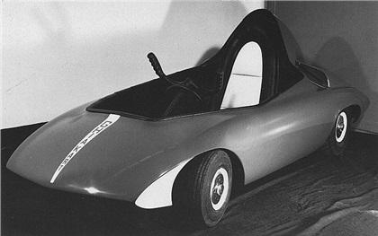1961 Ghia Cart