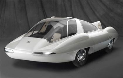 Ghia Selene II, 1962