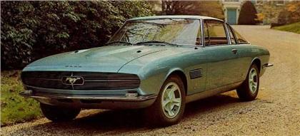 1965 Ford Mustang (Bertone)