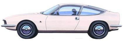 1967 Rover 2000 TCZ (Zagato)