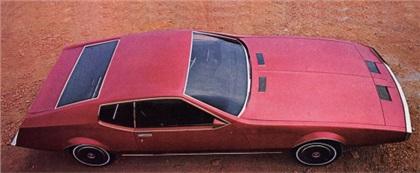 1970 Pontiac CF 428  (Coggiola)