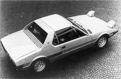 1971 DeTomaso 1600 Spider (Ghia)