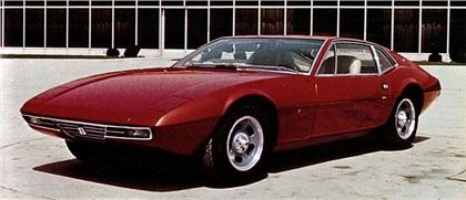 1971 DeTomaso Zonda (Ghia)