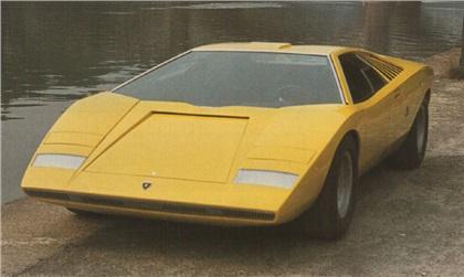 1971 Lamborghini Countach (Bertone)