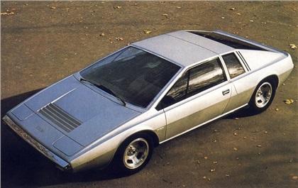 1972 Lotus Esprit (ItalDesign)