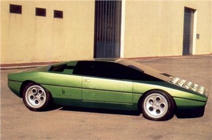 1974 Lamborghini Bravo (Bertone)