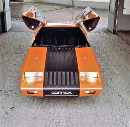 1976 Ford Corrida (Ghia)