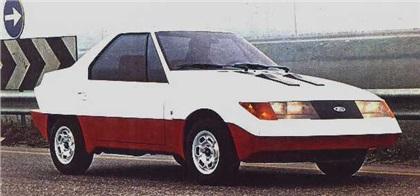1978 Ford Microsport (Ghia)