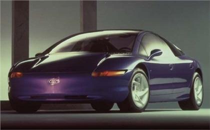 1989 Ford Via (Ghia)