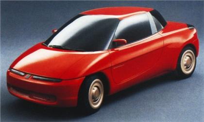 1992 Fiat Cinquecento Fionda (Coggiola)