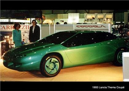 1993 Lancia Thema Coupe (Coggiola)