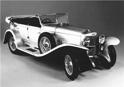 1925 Alfa Romeo RLSS (Castagna)