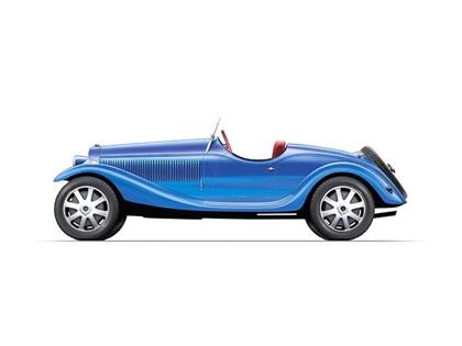 1927 Bugatti Tipo 43 (Zagato)
