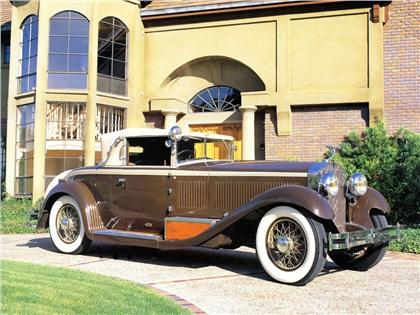 1928 Isotta Fraschini Tipo 8A (Castagna)