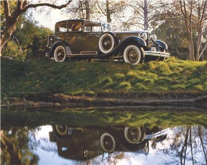 1928 Mercedes-Benz Model K Town Car (Castagna)