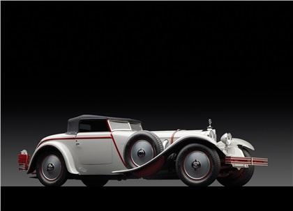 1928 Mercedes-Benz 680S Torpedo Roadster (Saoutchik)
