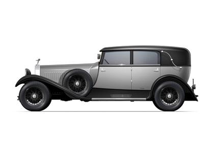 1928 Rolls-Royce Phantom I (Zagato)