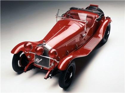 1929 Alfa Romeo 6C 1750 Gran Sport (Zagato)
