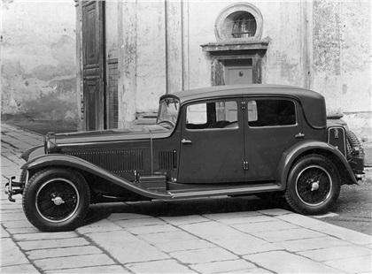 1930 Alfa Romeo 6C 1750 Berlinetta (Touring)