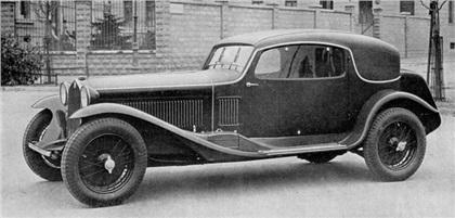 1931 Alfa Romeo 6C 1750 GTC (Touring)