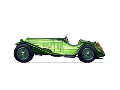 1932 Maserati V4 Sport (Zagato)