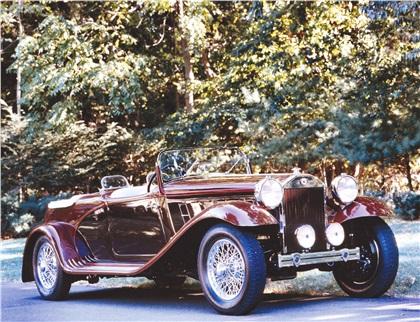1933 Lancia Dilambda/Astura Phaeton (Castagna)