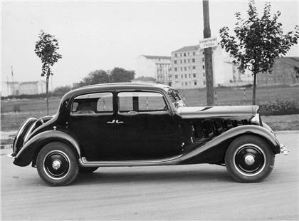 1933 Alfa Romeo 6C 2300 GT 'Tip Top' (Touring)