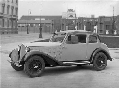 1933 Alfa Romeo 6C 2300 GT Berlinetta 'Freccia di Belzebu' (Touring)