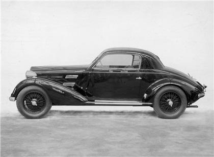 1934 Alfa Romeo 6C 2300 B Coupe (Touring)