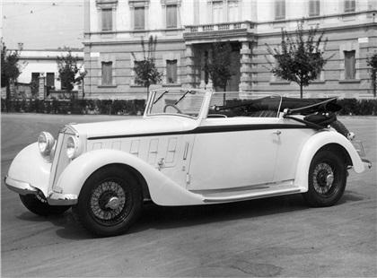 1934 Lancia Artena Cabriolet (Touring)