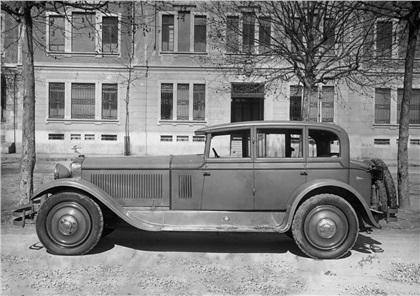 1934 Isotta Fraschini 8A (Zagato)