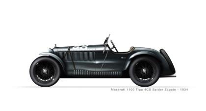 1934 Maserati 1100 Tipo 4CS