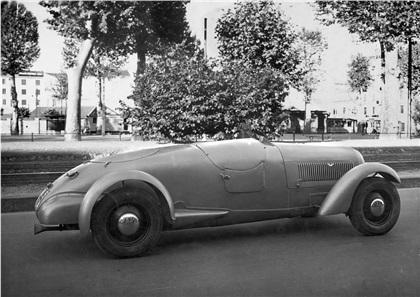1936 Alfa Romeo 6C 2300 Tipo Pescara (Zagato)