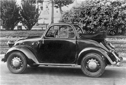 1936 Fiat 500A Topolino Trasformabile (Zagato)