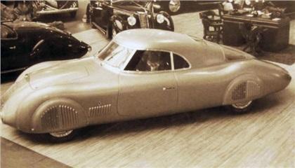 1937 Lancia Aprilia Aerodinamica (Pininfarina)