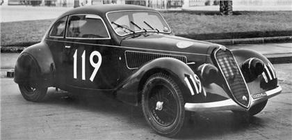 1937 Alfa Romeo 6C 2300 MM 'Superleggera' (Touring)