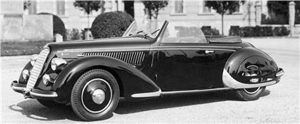 1938 Alfa Romeo 6C 2300 B MM Spider (Touring)