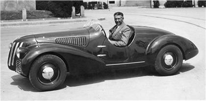 1938 Fiat 508 C 1100 Mille Miglia Spider (Touring)