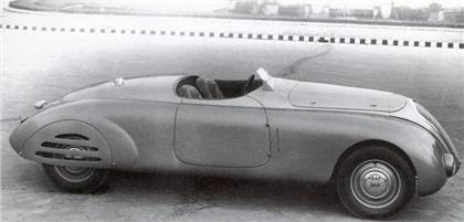 1938 Lancia Aprilia Spider (Touring)