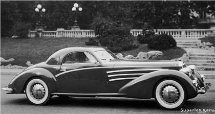 1938 Lancia Astura 'Flying Star' (Touring)