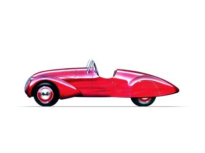 1938 Lancia Aprilia Villoresi (Zagato)