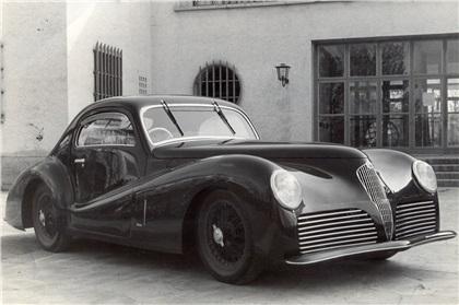 1942 Alfa Romeo 6C 2500 SS Coupe (Bertone)