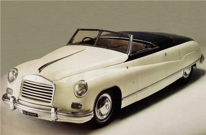 1947 Isotta Fraschini Tipo 8C Monterosa Cabriolet (Boneschi)